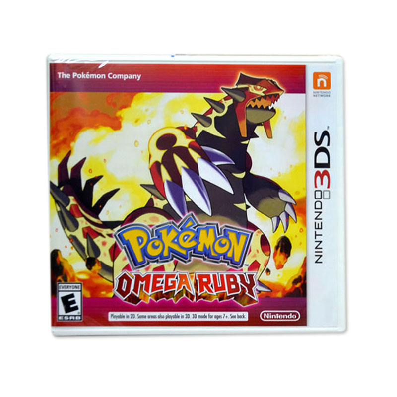 3DS (US) Pokemon : Omega Ruby