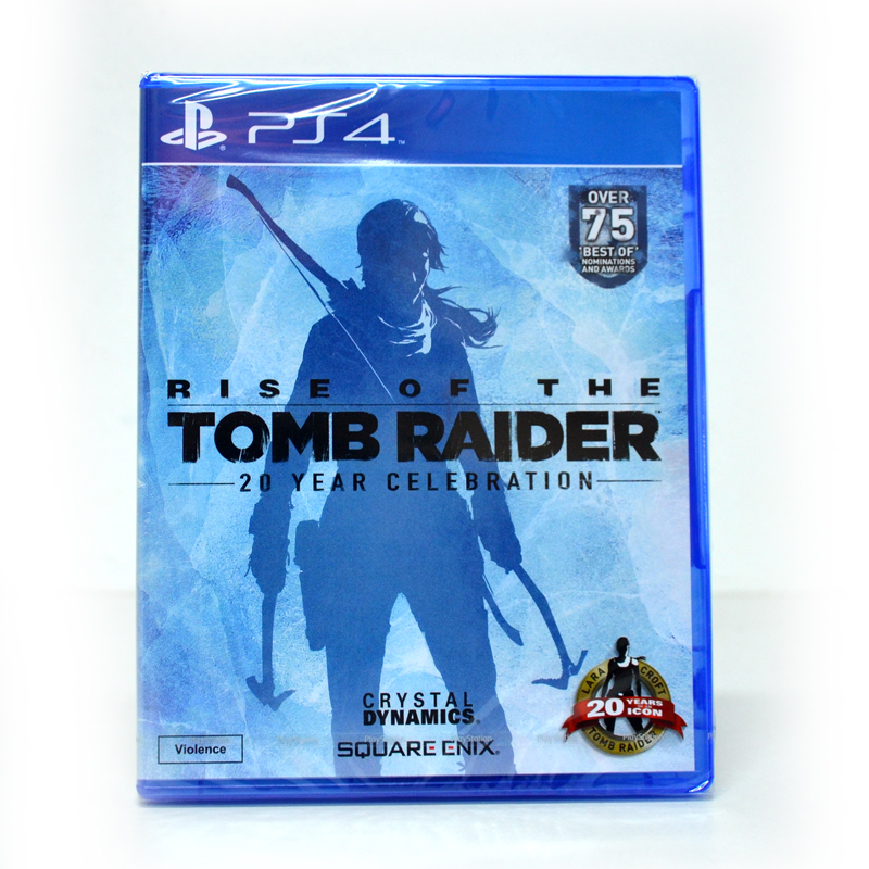 PS4™ Rise of the Tomb Raider zone2eu / English