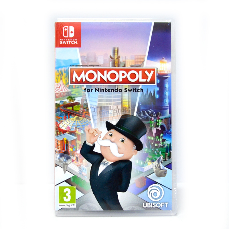 Nintendo Switch™ Monopoly Zone EU/US / English