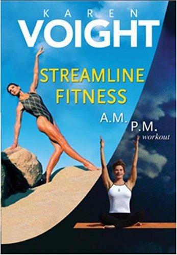 Streamline Fitness AM PM Workout with Karen Voight
