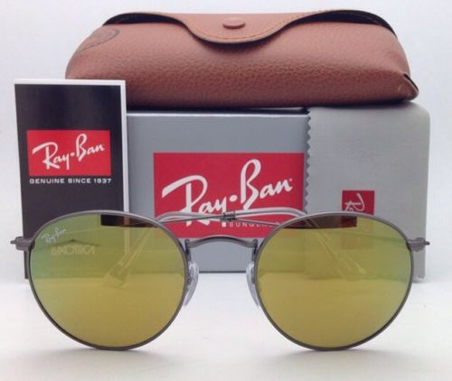 Ray Ban Round Flash RB3447 029/93