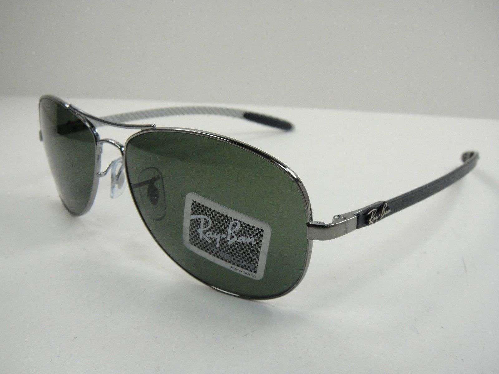 RAY BAN RB8301 131 TECH G-15 Green 59mm