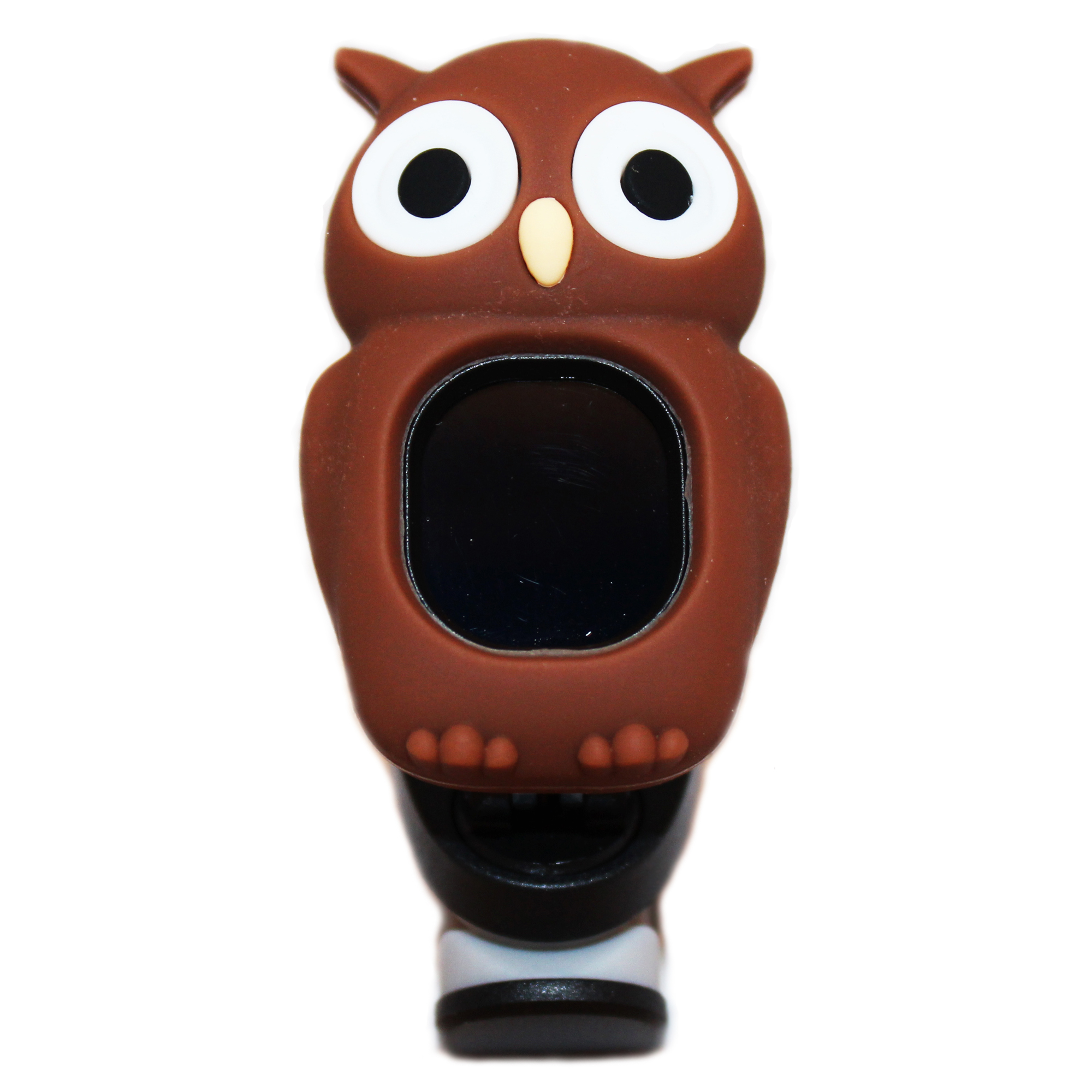 Swiff Cartoon Tuner B7 Owl ( Brown)