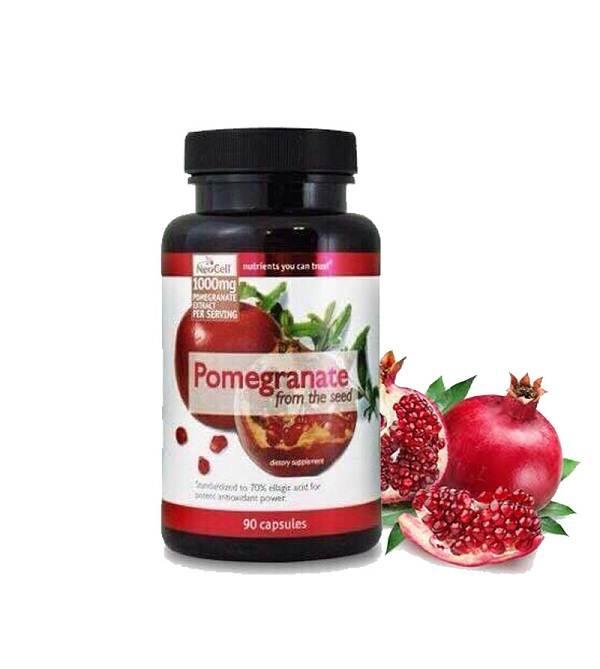 ขาย Pomegranate from the Seed by Neocell สารสกัดจากทับทิม