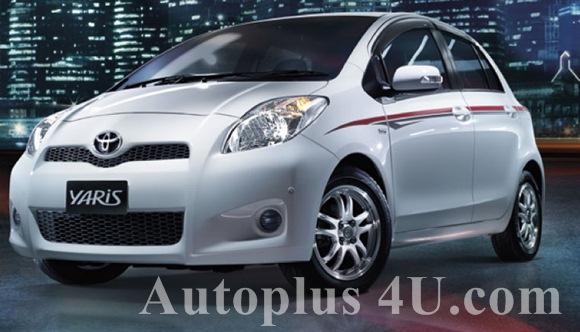 ชุดแต่ง new yaris 2010-2011 RS II