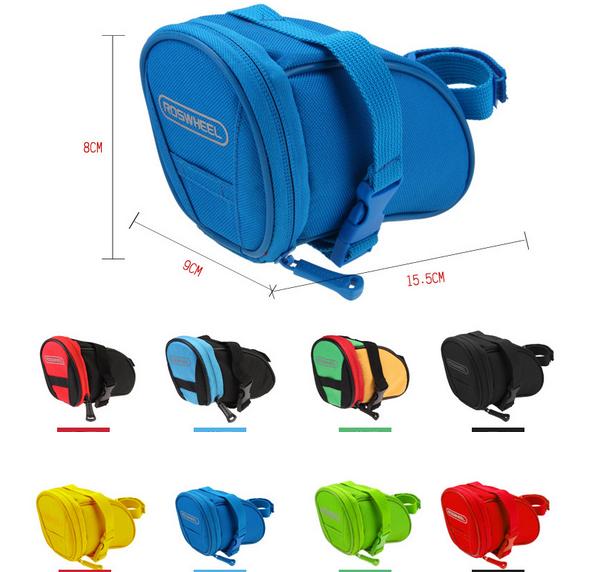 กระเป๋าจักรยาน ติดใต้อาน ROSWHEEL : 13656