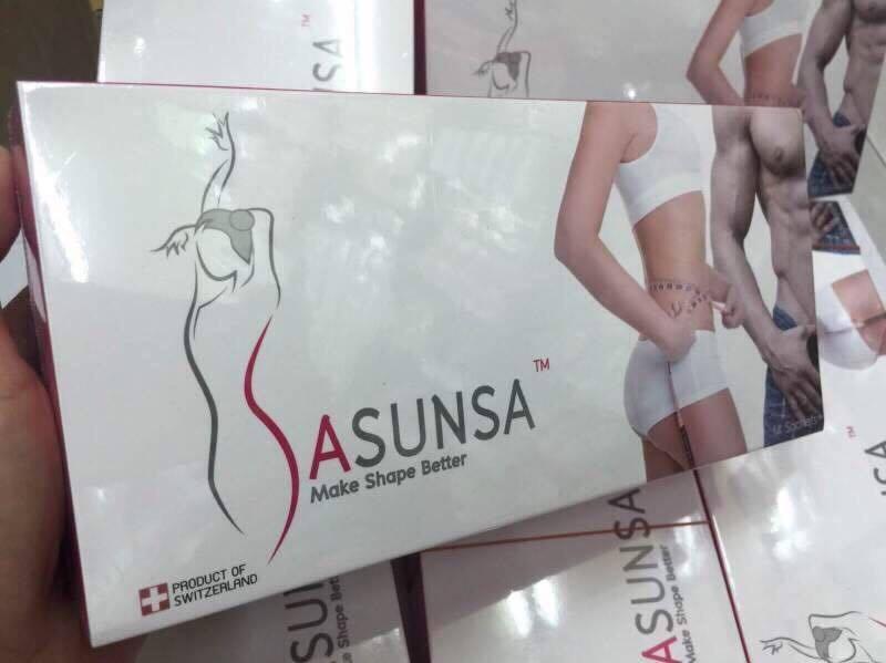 ซาซันซ่า Sasunsa Make Shape Better อาหารเสริมลดน้ำหนัก