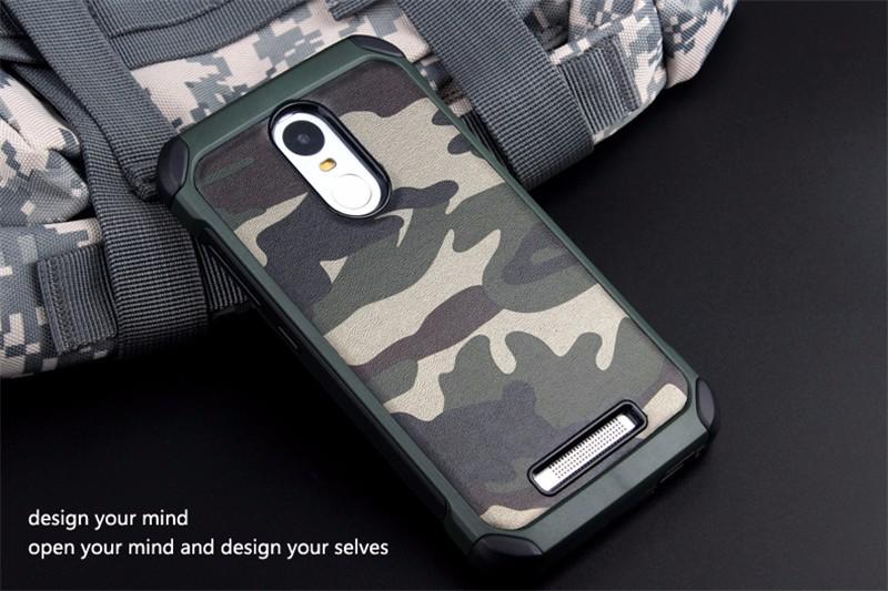 เคส Xiaomi Redmi Note 3 ลายทหาร