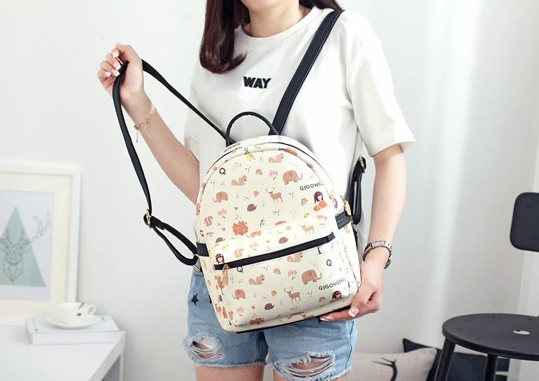 กระเป๋าเป้ผู้หญิง Zoolady