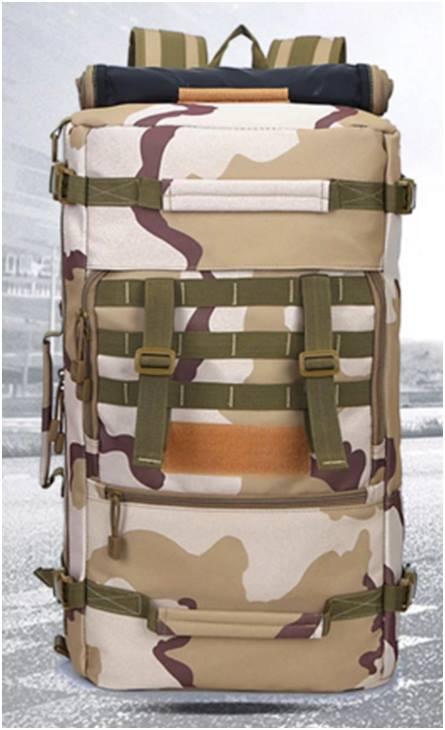 กระเป๋าเป้ All locallion backpack 50L
