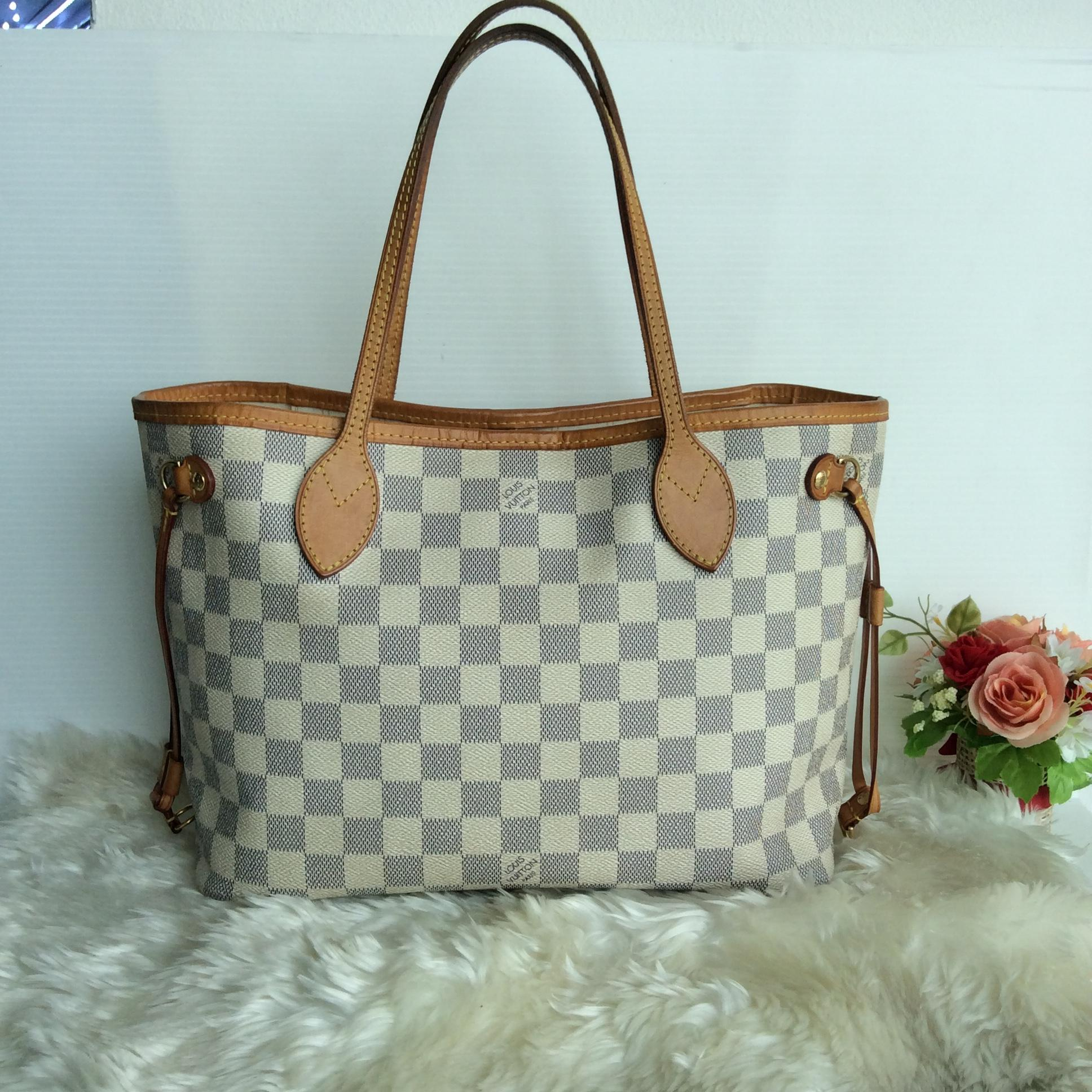 (SOLD OUT)LV Neverful Pm Azur