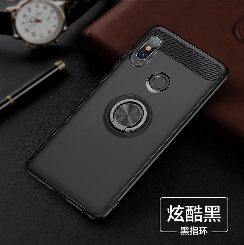 เคส Xiaomi Redmi Note 5 / Redmi Note 5 Pro TPU With Ring (Car Magnetic)