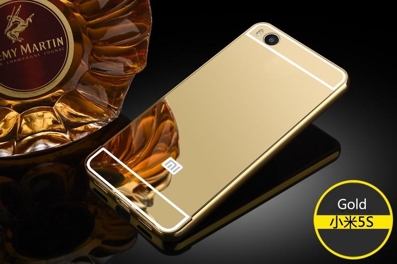 เคส Xiaomi Mi5s Luxury and Acrylic Case