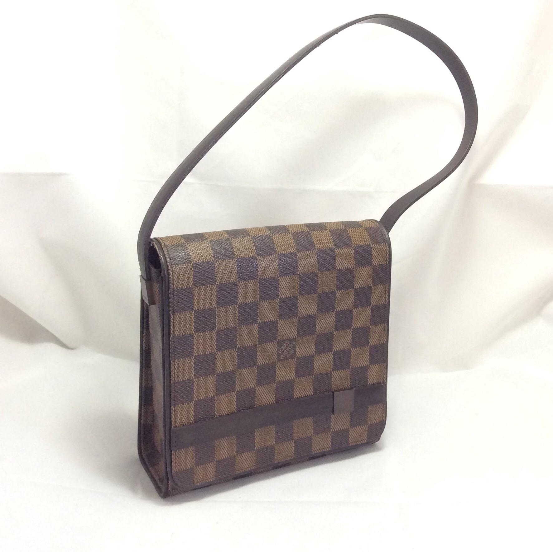 [SOLDOUT]LV : Damier Ebene Lady Bag รุ่นนี้สวย หายาก สภาพดีค่ะ
