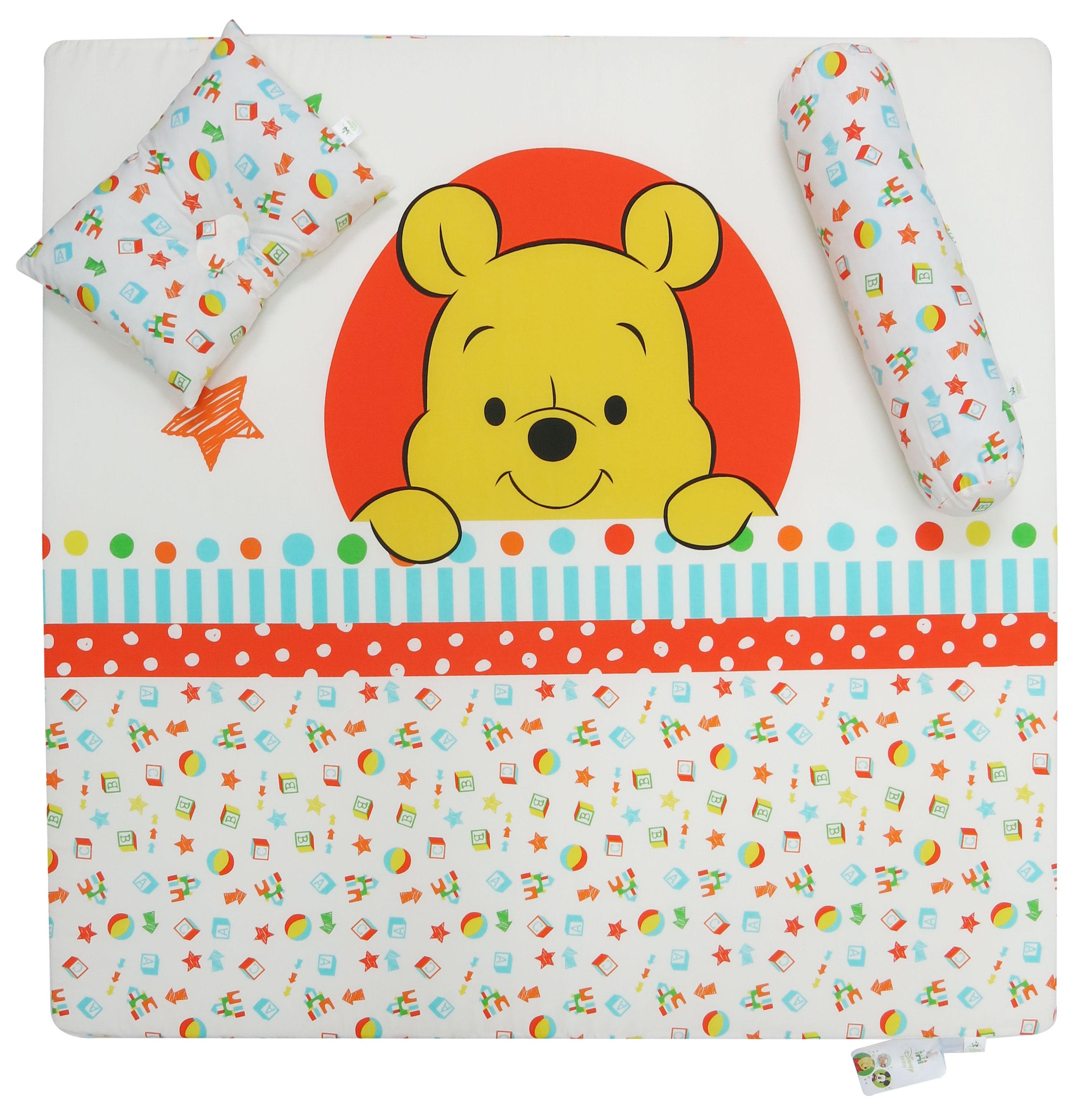 Pooh Ready to play ชุดที่นอน L