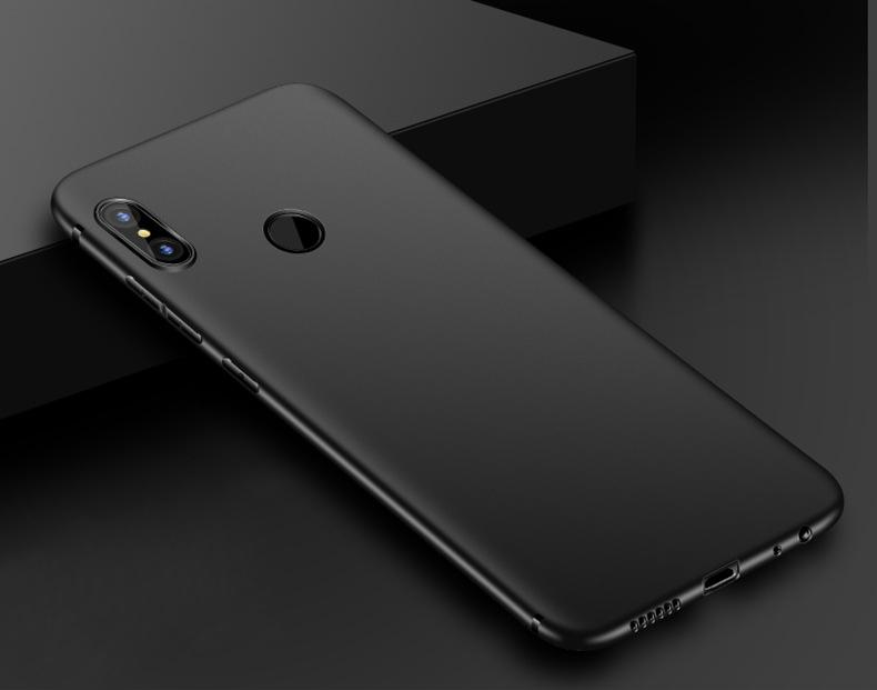 เคส Xiaomi Redmi Note 5 / Redmi Note 5 Pro DFIFAN TPU แบบนิ่ม สีดำ