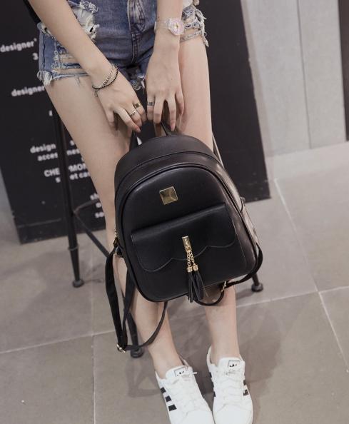 กระเป๋าเป้ผู้หญิง blacklake