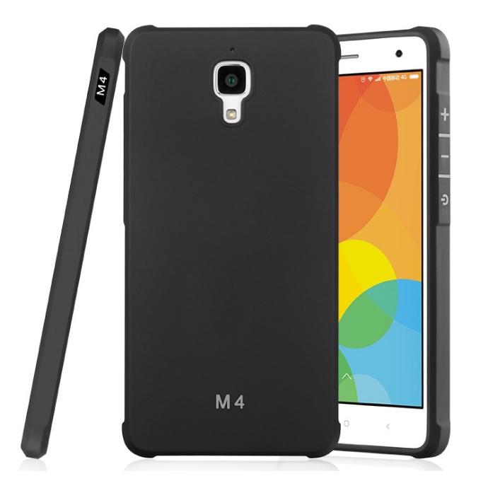 เคส Xiaomi Mi4 Simple TPU (Black)