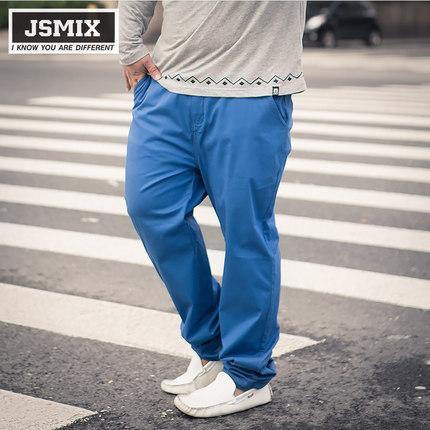 [พรีออเดอร์] กางเกงแฟชั่นเกาหลีผู้ชายไซต์ใหญ่ size 36 - 46 ขายาว - [Preorder] Plus size Men ฺKorean Hitz size 36 - 46 Long Trousers