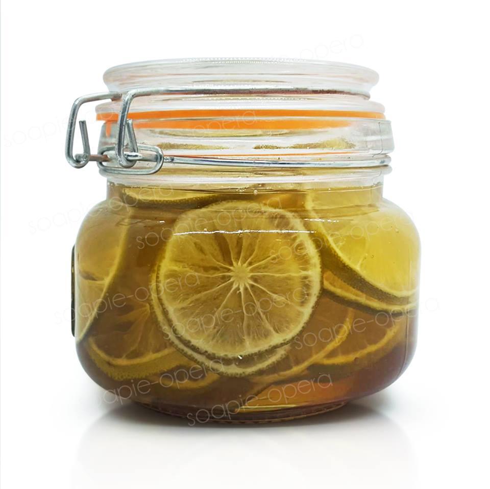 มะนาวคุณตาสุดหล่อแช่น้ำผึ้ง Organic 🐝