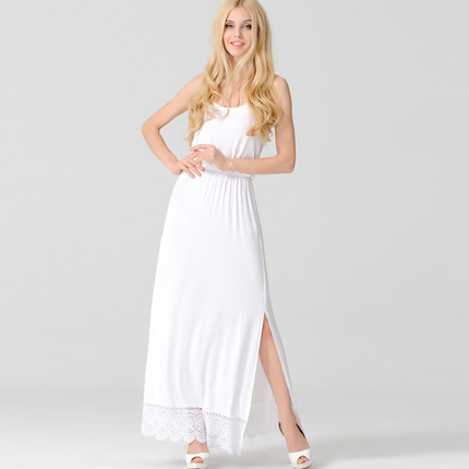 **พรีออเดอร์** ชุดเดรสผู้หญิงแฟชั่นยุโรปใหม่ แขนกุด แบบเก๋ เท่ห์ / **Preorder** New European Fashion Slim Sexy Sleeveless Fairy Pleated Dress
