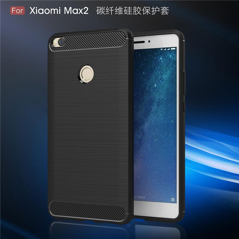 เคส Xiaomi Mi Max 2 Soft TPU