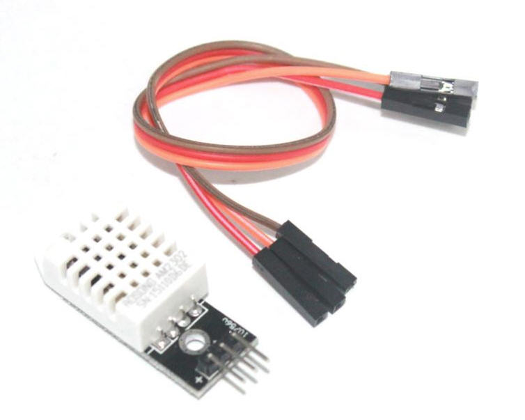 DHT22 Digital Temperature and Humidity Sensor AM2302 Module with Cable