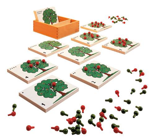 Apple Tree Counting - แอปเปิ้ลนับเลข