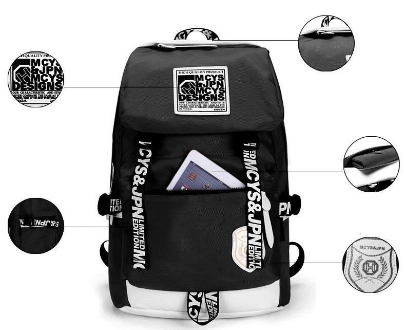 กระเป๋าเป้แฟชั่น MCYS&JPN new design backpack