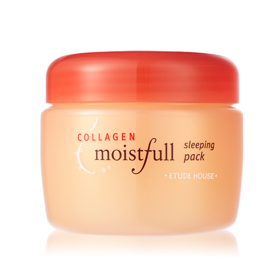 Etude House Collagen Moistfull Sleeping Pack 100ml