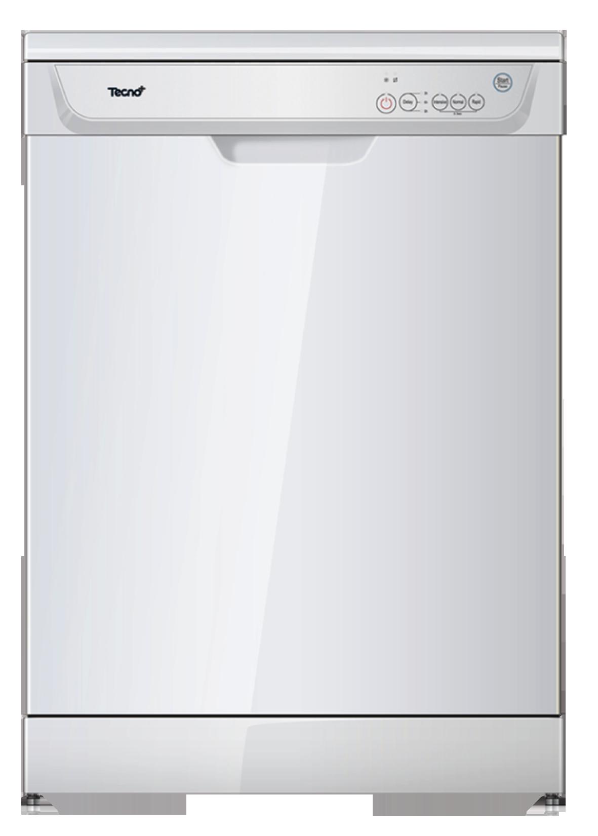 เครื่องล้างจาน Tecnogas รุ่นTNP DW 60312 W