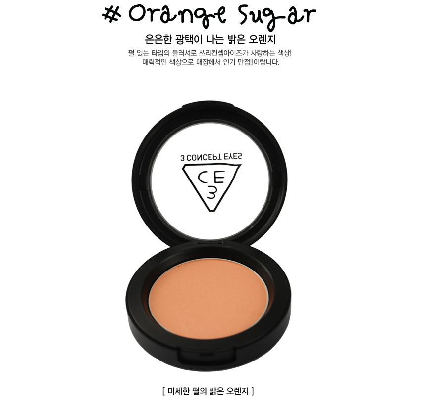 3CE Stylenanda Face Blush [ORANGE SUGAR]