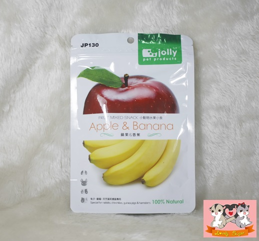 jolly แอปเปิ้ล กล้วย อบแห้ง