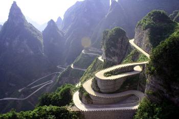 ทัวร์จางเจียเจี้ย สะพานแก้วที่ยาวที่สุดในโลก 4วัน 3คืน WE