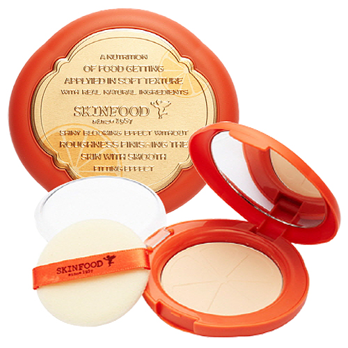 Skinfood Red Orange Sun Pact SPF50+/PA+++ #1 Clear