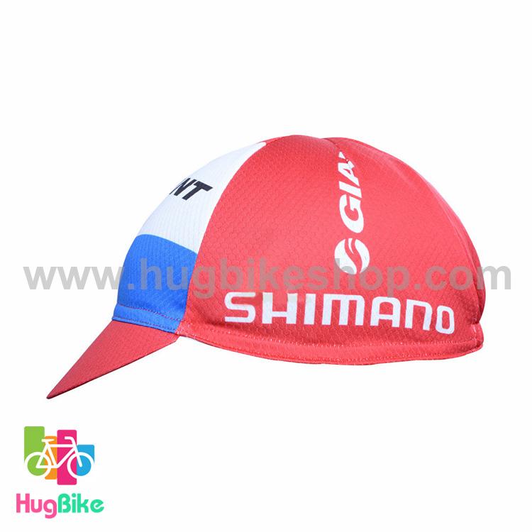 หมวกแก๊บ Giant 16 (02) สีแดงขาวฟ้า