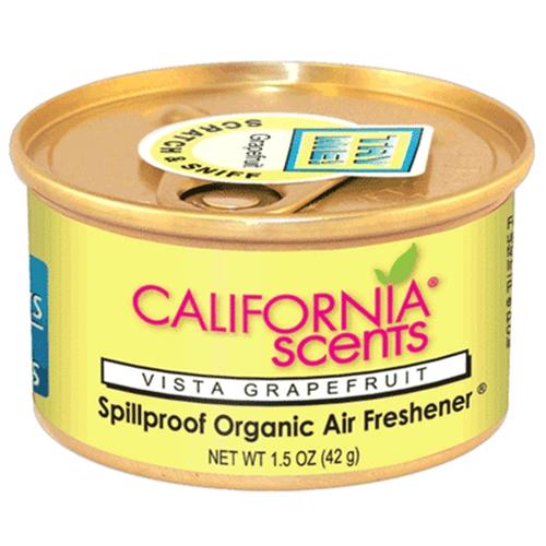 น้ำหอม California Scents กลิ่น Vista Grapefruit แบบกระป๋อง ขนาด 42 กรัม