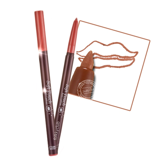 Etude House Soft Touch Auto Lip Liner [ No.3 ] เคาน์เตอร์ไทย