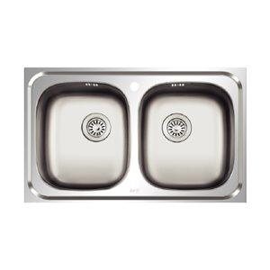 อ่างล้างจาน EVE รุ่น DELUXE 800/500