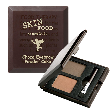 Skin Food Choco Eyebrow Powder Cake 4 g. ++ No.2 ++