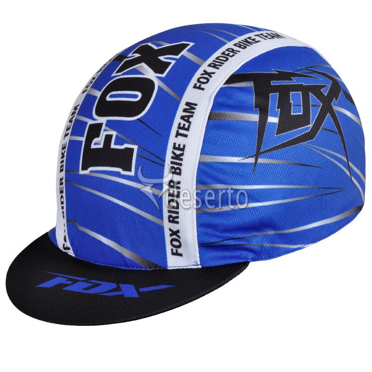 หมวกแก๊บ Fox 2014 สีน้ำเงินดำ