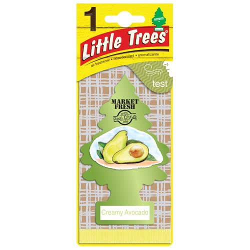 Little Trees กลิ่น Creamy Avocado
