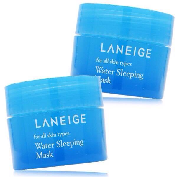 Laneige Water Sleeping Mask 15ml (2ชิ้น)