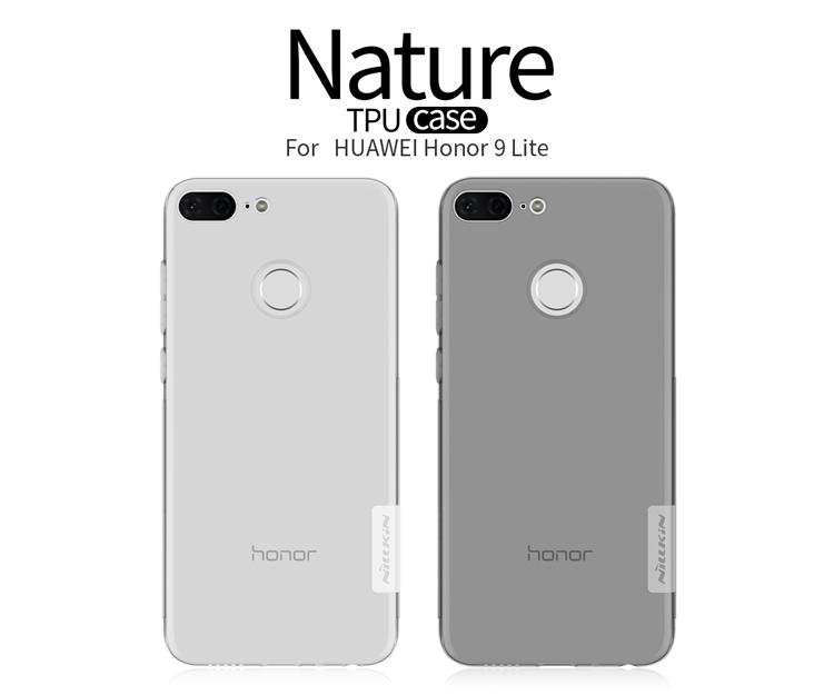 เคสมือถือ Huawei Honor 9 Lite รุ่น Nature TPU Case
