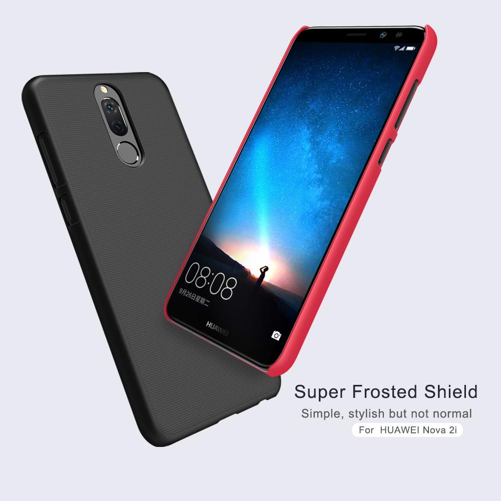 เคสมือถือ Huawei nova 2i รุ่น Super Frosted Shield