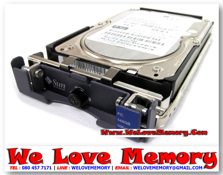 390-0023 SUN 36GB 10K RPM FC-AL FIBRE CHANNEL 3.5INCH HDD