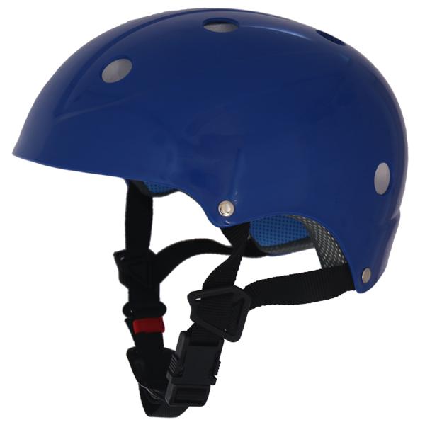 หมวกกันกระแทก สีน้ำเงิน