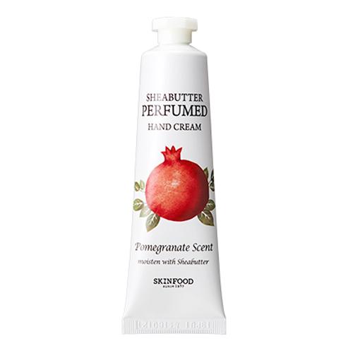 Skinfood Shea Butter Perfumed Hand Cream 30ml. #Pomegranate Scent