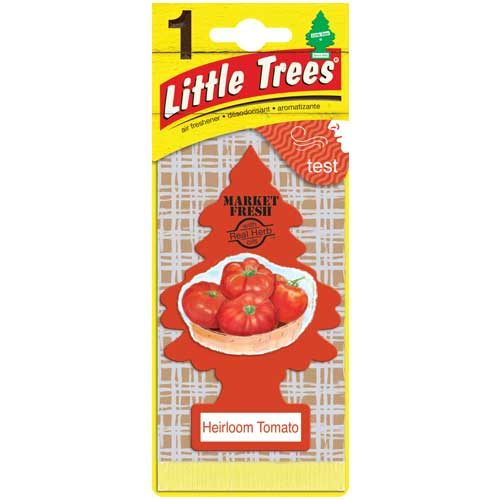 Little Trees กลิ่น Heirloom Tomato
