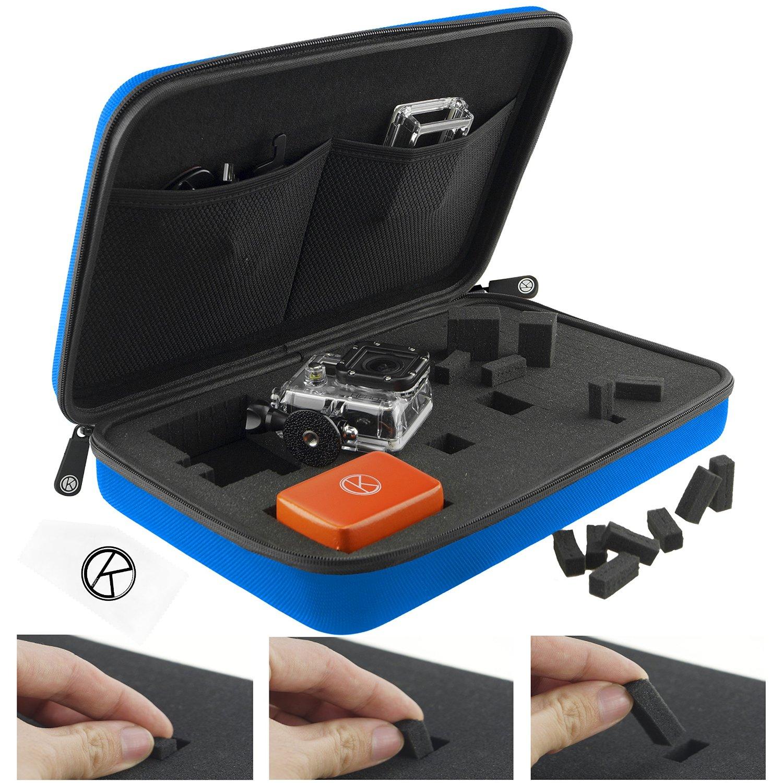 กระเป๋ากล้อง GoPro รุ่น Camkix XL [น้ำเงิน]